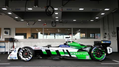 Audi entra oficialmente en la Fórmula E