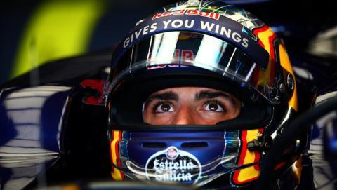 La carambola que sentaría a Sainz en Renault