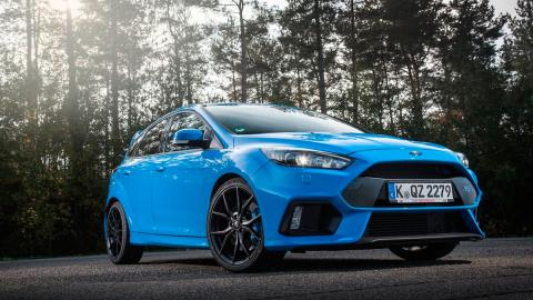 Coches para carreteras secundarias: Ford Focus RS (II)