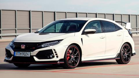 Coches para carreteras secundarias: Honda Civic Type R (II)