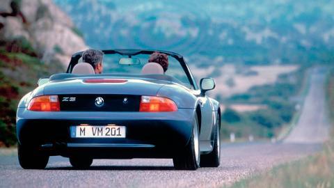 Coches de película: BMW Z3 (II)