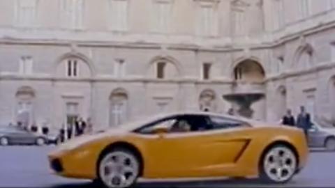 Coches de película: Lamborghini Gallardo (II)