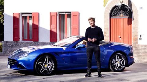Ferrari California T y  Ramsey
