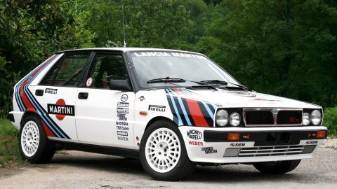 Grupo A: Lancia Delta HF 4WD (II)
