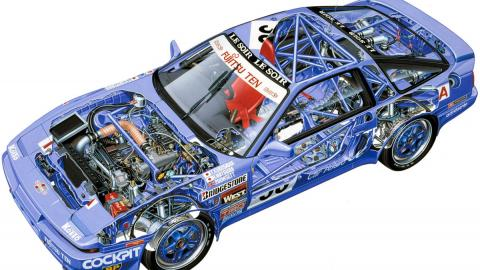 Grupo A: Toyota Supra (II)