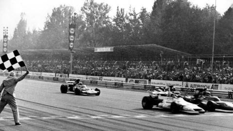 Italian F1 1971