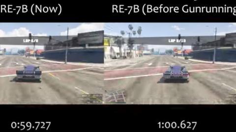 Jugador GTA Online