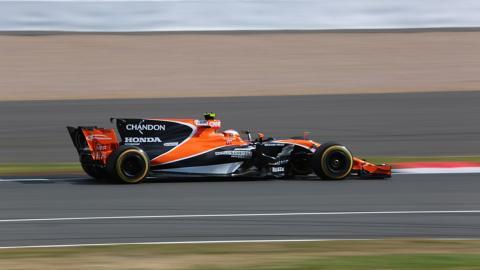 McLaren con un retraso de dos semanas en el F1 2018