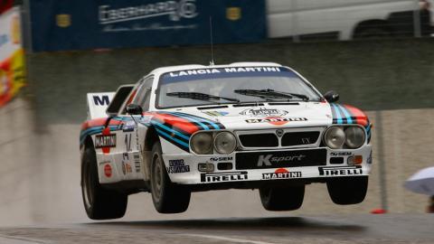 Los mejores Grupo B de la Historia: Lancia 037 (II)