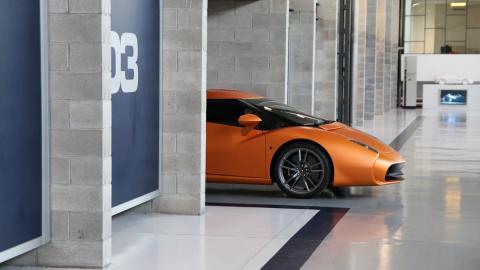 Museo Zagato deportivos diseño lujo Aston Martin Lamborghini