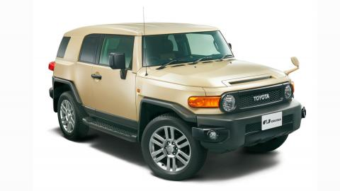 Toyota FJ Cruiser Final Edition (I)