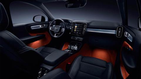 Volvo XC40 2018 SUV compacto lujo nuevo