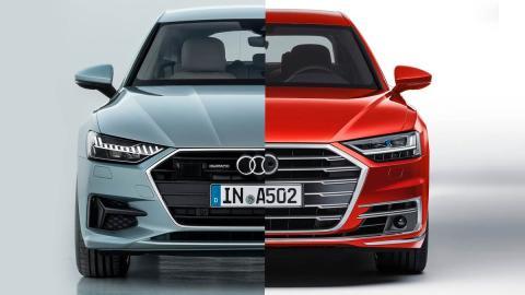 Audi A7 'vs' A8 cual comprar