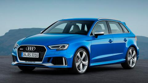 Audi RS3 Sportback (I)