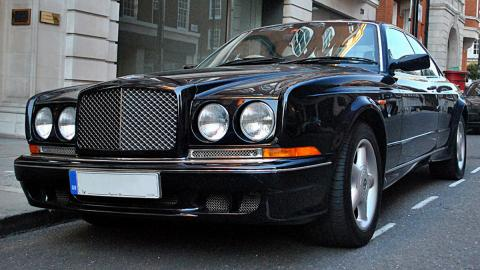 Bentley Continental T de 1998