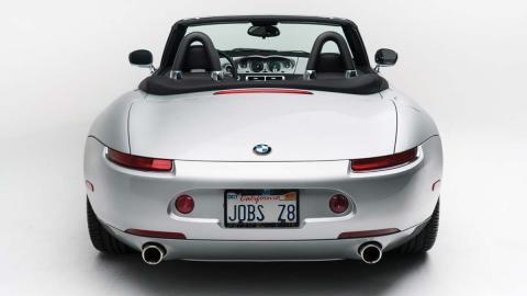 BMW Z8 de Steve Jobs roadster deportivo