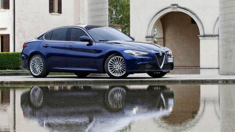Caprichos sobre ruedas a precio asequible: Alfa Romeo Giulia (II)