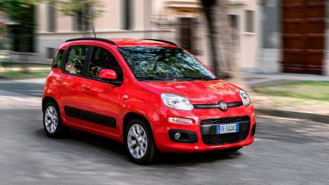 Caprichos sobre ruedas a precio asequible: Fiat Panda (II)