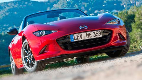Caprichos sobre ruedas a precio asequible: Mazda MX-5 (II)