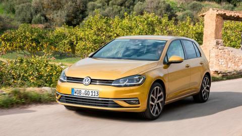 Caprichos sobre ruedas a precio asequible: Volkswagen Golf (I)