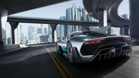 Coches 2017: Mercedes-AMG Project One