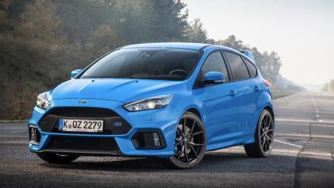 Los coches más baratos con más de 300 CV: Ford Focus RS