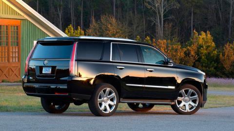Coches menos fiables: Cadillac Escalade (II)