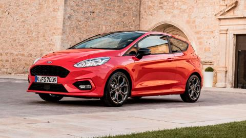 Coches menos fiables: Ford Fiesta (II)