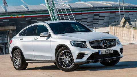 Coches menos fiables: Mercedes GLC (II)