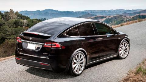 Coches menos fiables: Tesla Model X (II)