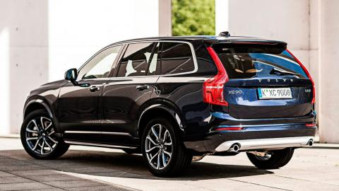 Coches menos fiables: Volvo XC90 (II)