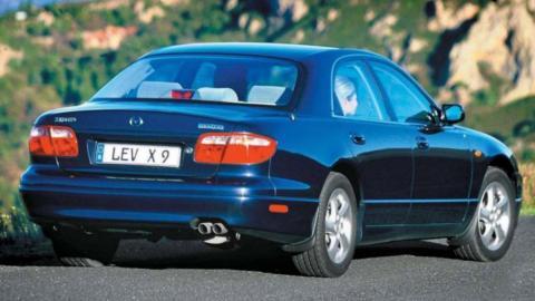 Coches que no conoces: Mazda Xedos 9 (II)