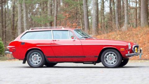 Coches que no conoces: Volvo P1800 SE (II)