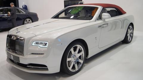 ¡Cómo mola la pintura de los Rolls!