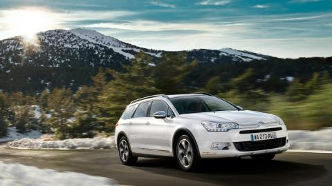 Comprar coche familiar: Citroën C5 Crosstourer (I)