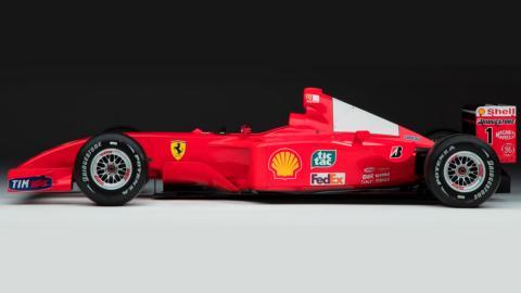 Ferrari F1 Michael Schumacher (2001)