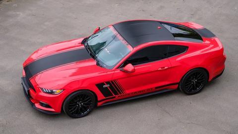 Ford Mustang 'Buen Vecino'