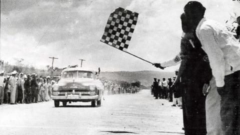 Meta de la Carrera Panamericana