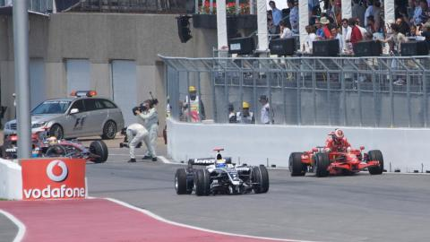 Mistakes F1