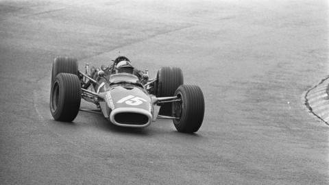 Pedro Rodríguez F1 1968