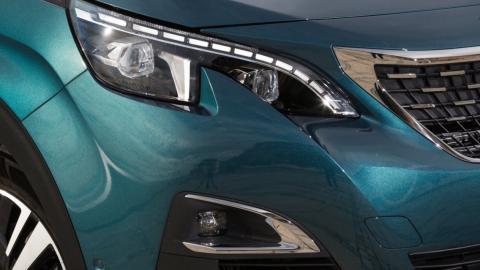 Peugeot 5008 faros