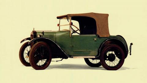 Primer BMW: 3/15 PS (II)