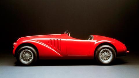 Primer Ferrari: 125 (II)