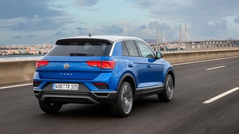 Prueba Volkswagen T-Roc 2.0 TDI 150 CV (zaga)