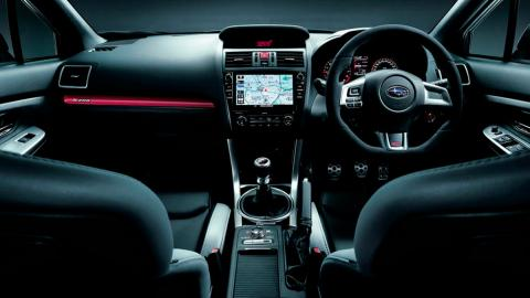 Subaru WRX STi S208 Special Edition (II)