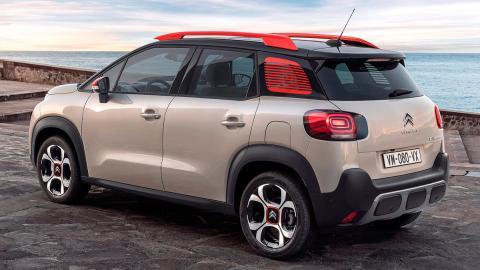 SUV pequeños: Citroën C3 Aircross (II)