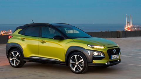 SUV pequeños: Hyundai Kona (II)