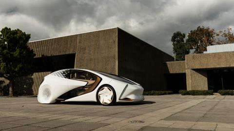 Toyota Concept-i (I)