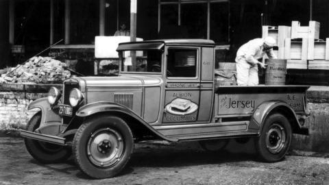 "1929 - Chevrolet ""Stovebolt"" Six"
