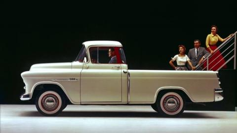 1955 - Chevrolet 'Small Block' V8